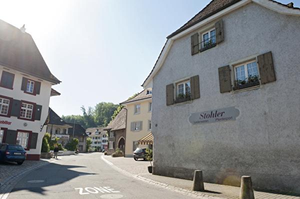Weisses Kreuz Gemeinde Pratteln Ehemaliges Wirtshaus Engel Rössli