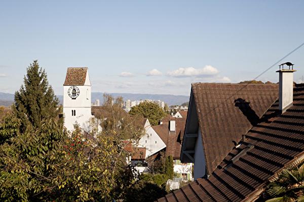 Alte Pfarrkirche Gemeinde Pratteln reformierte Kirche