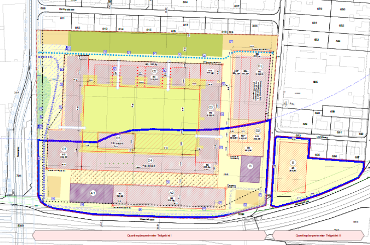 Quartierplanung Zentrale