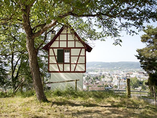 Historische Gebäude Gemeinde Pratteln