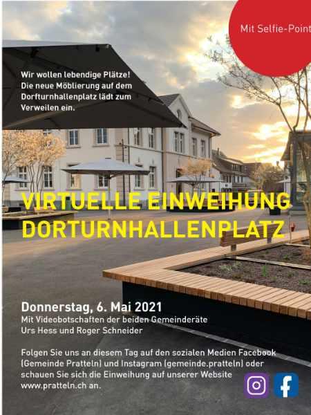 Gemeinde Pratteln Dorfturnhallenplatz