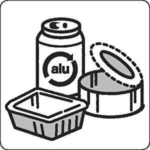 Weissblechdosen/Alu-Verpackung