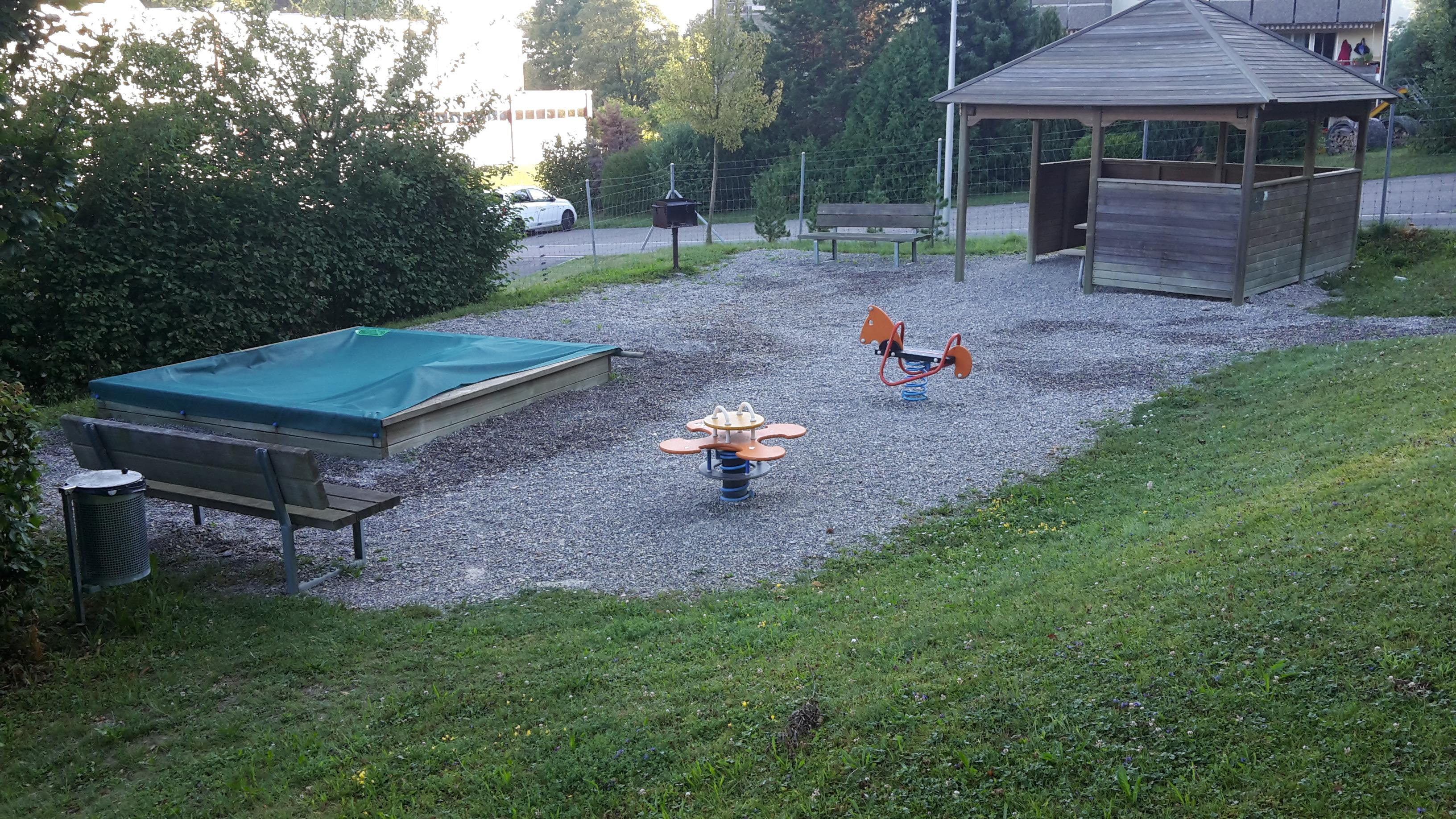 Spielplatz Badi Endingen