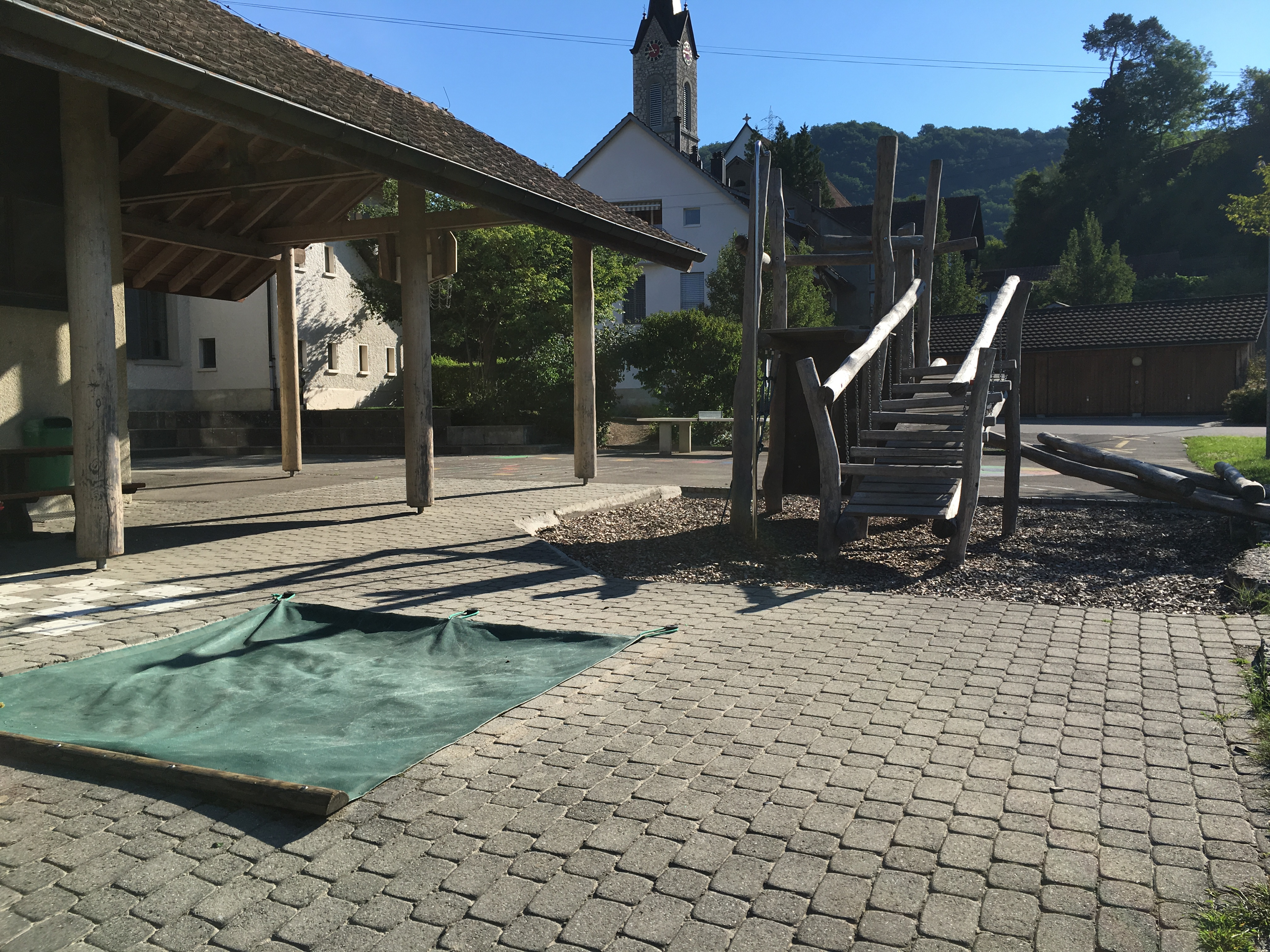Spielplatz Schulhaus Unterendingen