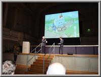 Preisübergabe Eugen 2008
