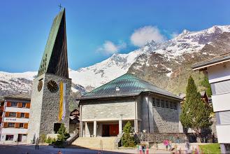 Pfarrkirche Saas-Fee