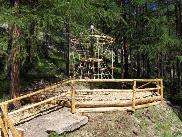 Kletterturm Melchboden