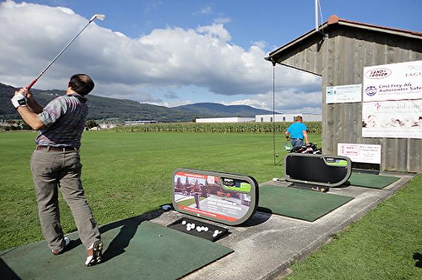 Golf und Minigolf