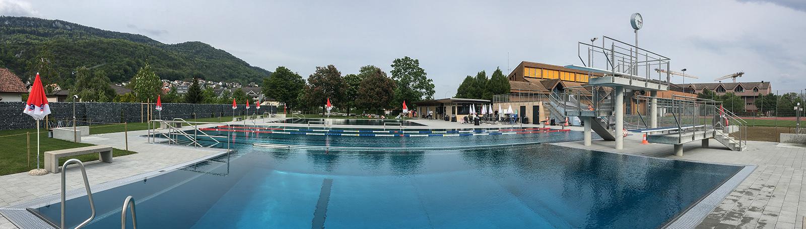 Schwimmbad Mühlematt