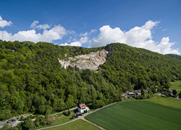 Steinbruch Vorberg