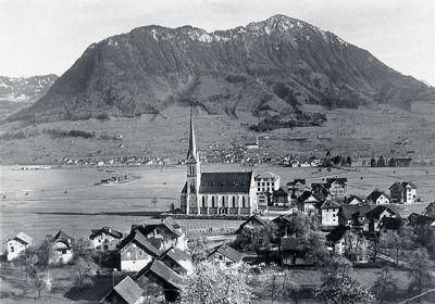 Unser Dorf um 1910