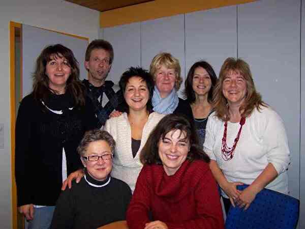 Vorstandsmitglieder 2009