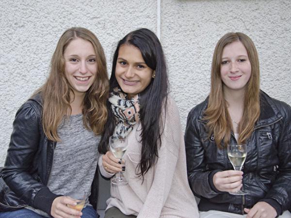 Jungbürgerinnen 2014