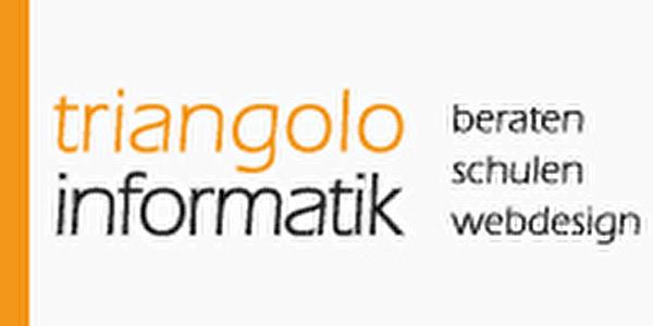 Logo der Triangolo Informatik GmbH