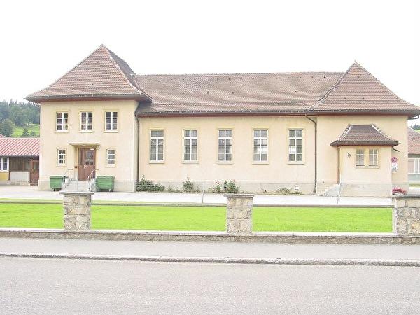 Grande salle Le Lieu