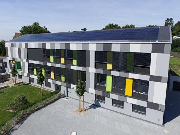 Schulhaus Sunneberg 2 nach Sanierung