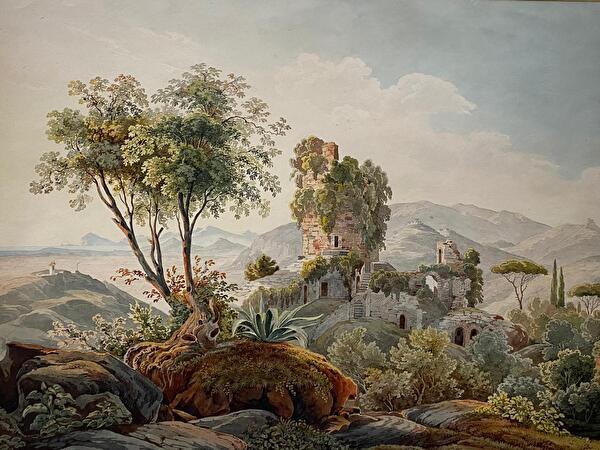 Gemälde Johann Jakob Wolfensberger