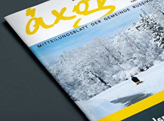 Mitteilungsblatt der Gemeinde Russikon