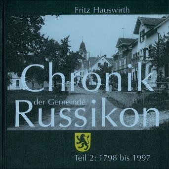 Chronik der Gemeinde Russikon (Teil 2: 1798 bis 1997)