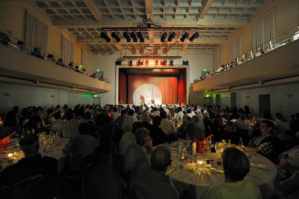 Veranstaltung im Casino Herisau