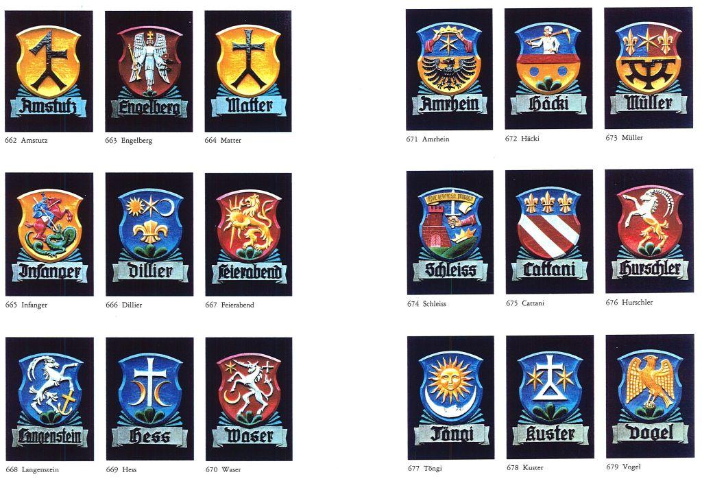 Wappen Talleute