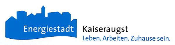 Logo Energiestadt Kaiseraugst