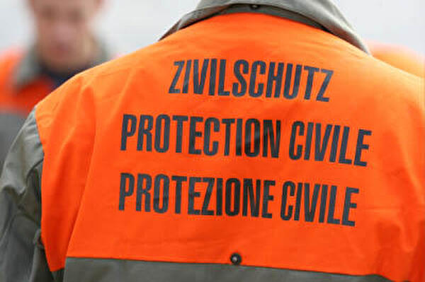 Zivilschutz und Zivildienst