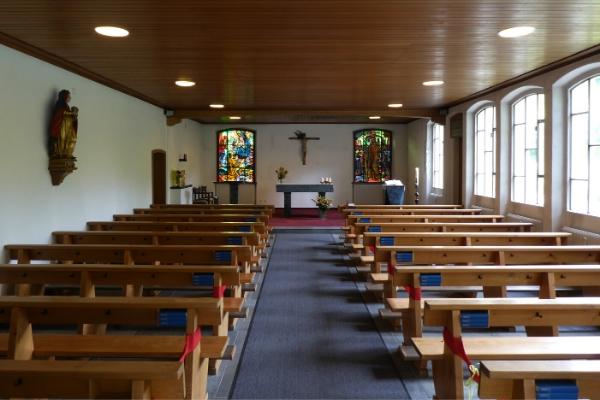 kath. Kirche Maienfeld