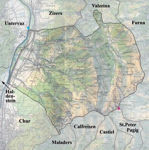 Nachbargemeinden