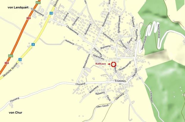Standort Rathaus