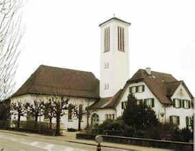 reformierte Kirche Hochdorf
