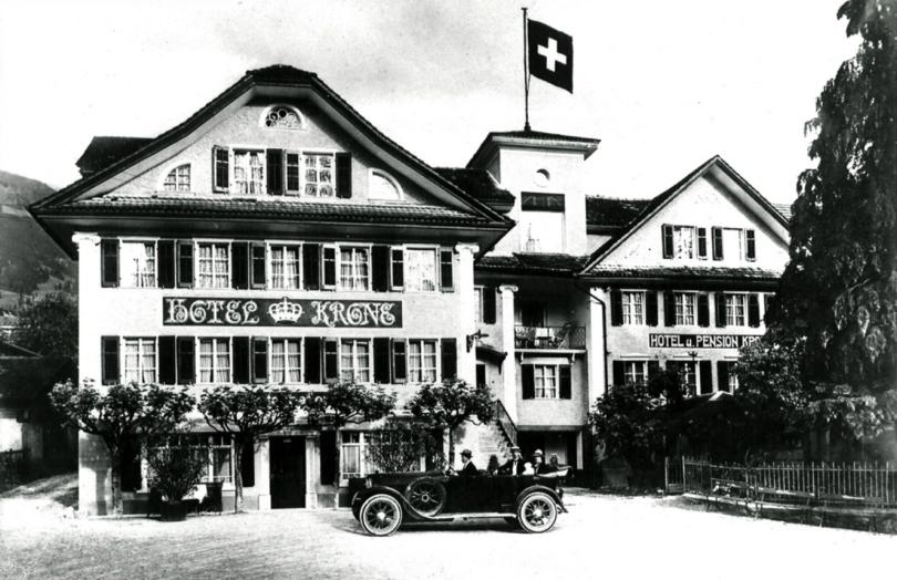 Hotel Krone Kerns