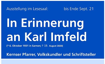 Karl Imfeld