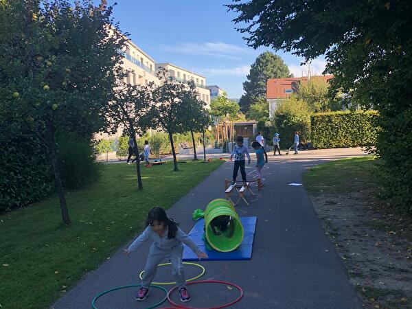 Sporttag Kindergarten 2020