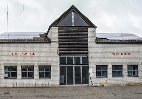 Technisches Mehrzweckgebäude