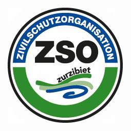 Logo Zivilschutzorganisation ZSO