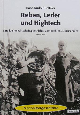 Reben, Leder und Hightech