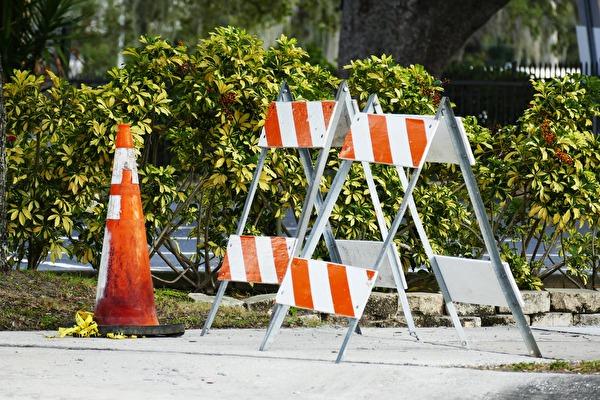 Verkehrsbehinderungen wegen Bauarbeiten, 14. Juli - ca. Ende August