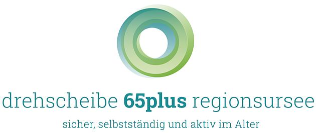 Logo Drehscheibe 65plus
