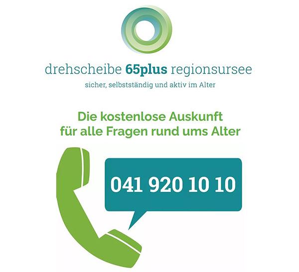 Drehscheibe 65plus