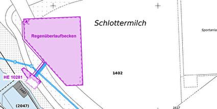 Neubau Regenüberlaufbecken Zirkusplatz Sursee