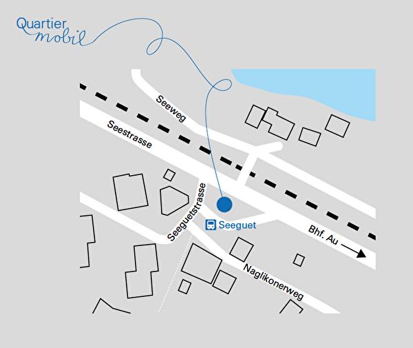 Quartiermobil Schlangenbrot