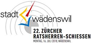 Logo 22. Zürcher Ratsherren-Schiessen Wädenswil