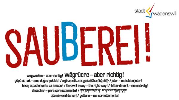 Logo SAUBEREI!