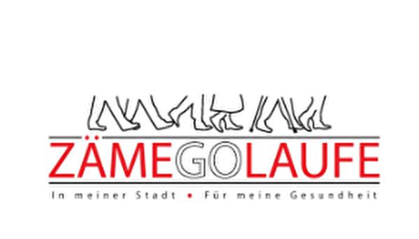 Logo Zämegolaufe