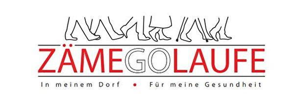 Logo Projekt Zämegolaufe