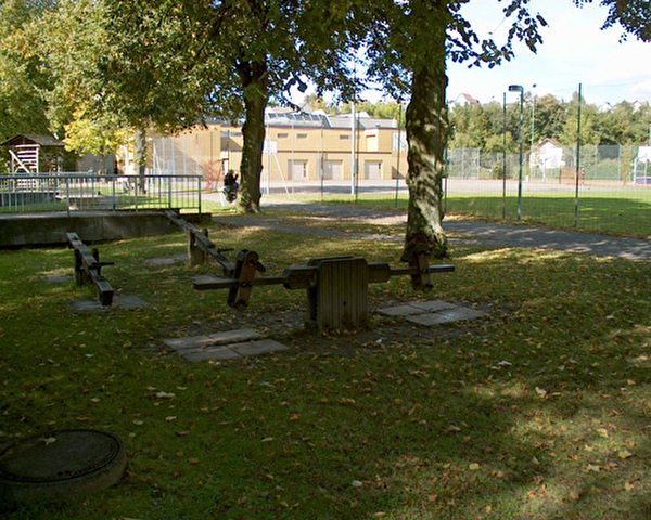 Spiel- und Sportplatz Junkholzschulhaus