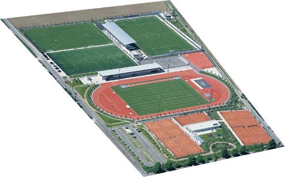 Sportzentrum Niedermatten