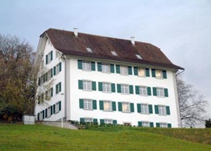 Gebäude von Kantonspolizei