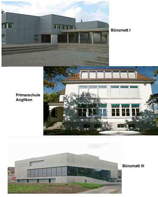 Bünzmattschulhaus